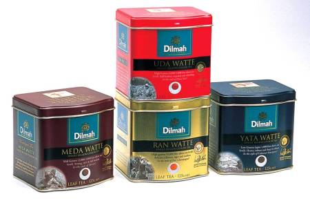 Dilmah Watte Teas